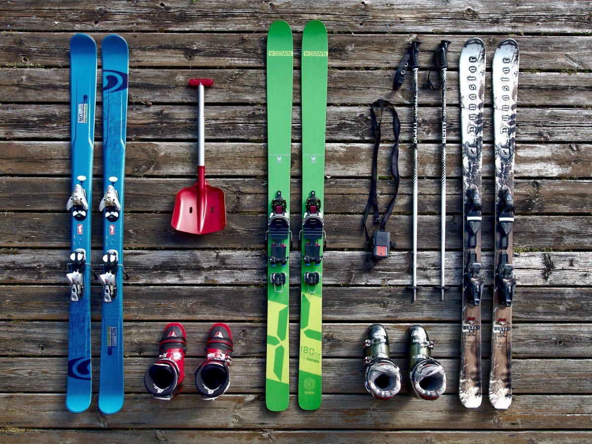 Enjoy your ski holiday with Luggage Mule