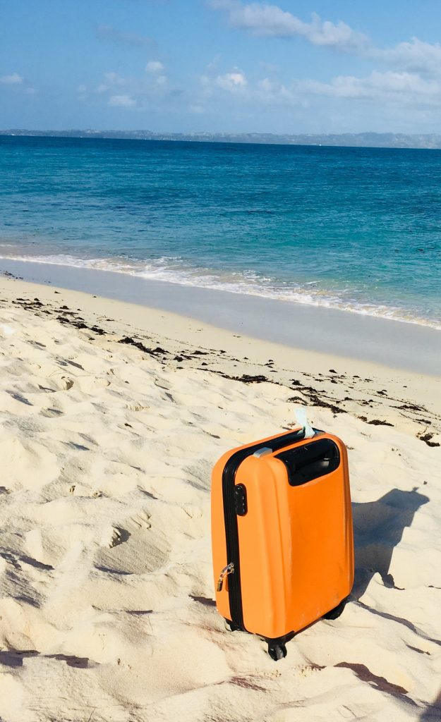 Start your holiday early with Luggage Mule