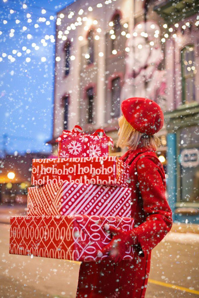 Let parcel Puma deliver your Christmas parcels
